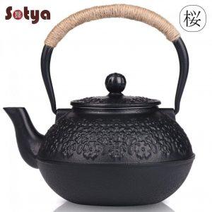 best cast iron teapot