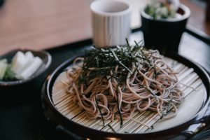 History of Japanese Cuisine