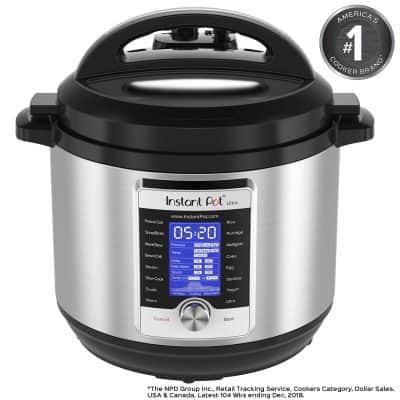 Instant Pot Ultra 8 Quart 10-in-1